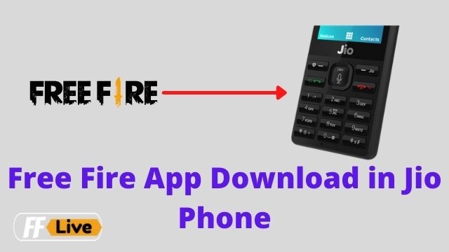 Free Fire Download in Jio Phone